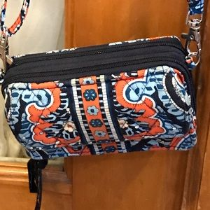 Vera Bradley small all-in-one Crossbody
